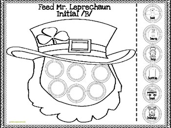 Feed the Leprechaun
