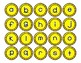 Feed the Leprechaun Activity Set - Letters Numbers Shapes Colors Sight Words