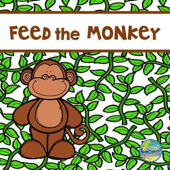 Feed the Monkey--A Counting Game