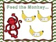 Feed the Monkeys: Reading Notes in the Treble Clef
