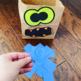 Feed the Monster! {A Speech and Language Activity}