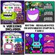Feed the Monster Boom Cards - Solfege (Pentatonic Bundle) - Digital Task Cards