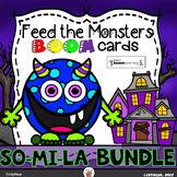 Feed the Monster Boom Cards - Solfege (So-Mi-La Bundle) - Digital Task Cards
