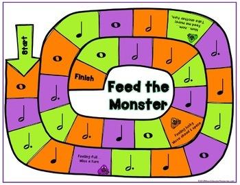 Feed the Monster Rhythm Edition