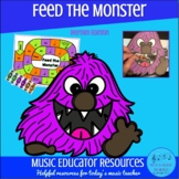 Feed the Monster Rhythm Edition