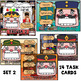 Feed the Nutcracker - Boom Digital Task Cards BUNDLE (Trivia 1 & 2)