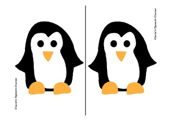 Feed the Penguin:  Language Pack