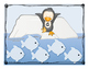Feed the Penguins: Long Vowels