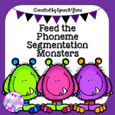 Feed the Phoneme Segmentation Monster
