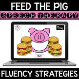 Feed the Pig - Fluency Strategies - Boom Cards
