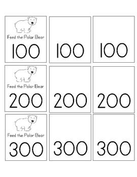 Feed the Polar Bear (100s)