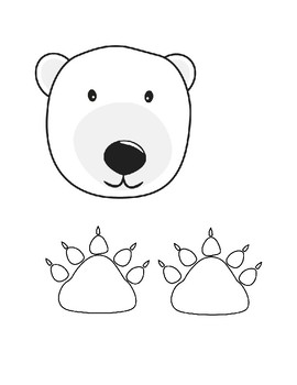 Feed the Polar Bear (Counting Game)