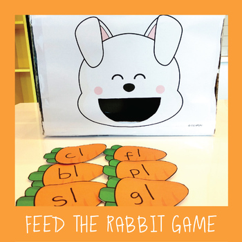 Feed the Rabbit Game