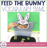 Feed the Rabbit!  Vocabulary Activities