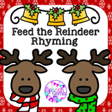 Christmas Rhyming Game