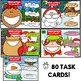 Feed the Reindeer (So-Mi-La) Boom Digital Task Cards BUNDLE