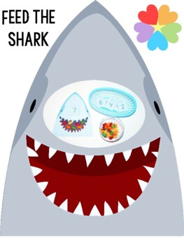 Feed the Shark - A Counting Game