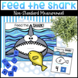 Feed the Shark Non-Standard Measurement Activity