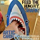 Articulation Feed the Sharks! {432 Artic and Phonology Cards}