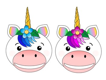 Feed the Unicorn-Sight Words