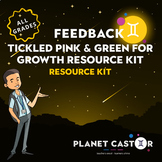 Tickled Pink & Green for Growth Kit | Effective Feedback P