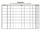 Feeding Aversion Calendar and Chart for Home