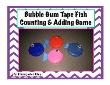 Bubble Gum Tape Fish Game