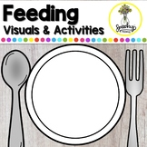 Feeding Therapy Visuals & Activities - Sensory Approach