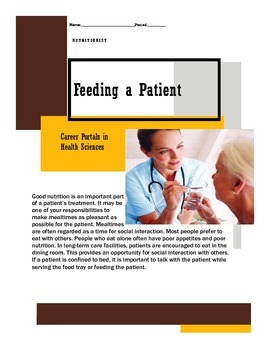 Feeding a Patient Packet
