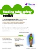 FeedingTube Safety Toolkit