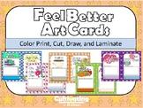 Get Well Art Cards