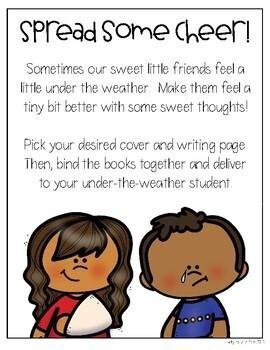 Feel Better Books {Get Well Books}