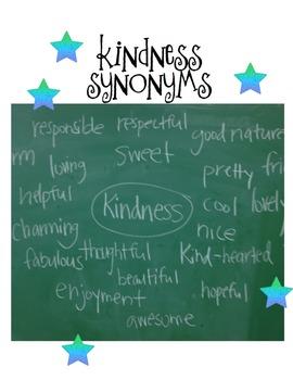 Feel Good Class Activity ~ Kindness ~ Anti Bullying ~ FREEBIE