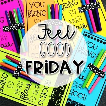 Feel Good Friday Freebie