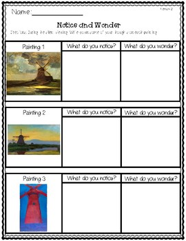 Feel the Wind Activities First Grade Wit and Wisdom
