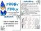 Feelin' Flaky- Winter Problem Solving Task Cards