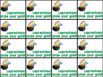 Feelin' Lucky!- A Go Fish With a Twist Card Game