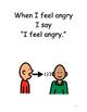 Feeling Angry Social Story