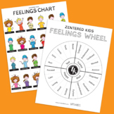 Feelings Charts + Handouts