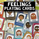 FEELING CARD GAMES: Emotion Identification, Empathy & Social Emotional Learning