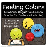 Feeling Colors Lesson Bundle - Emotional Regulation Lesson