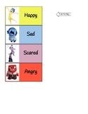 Feeling Emotions Visual