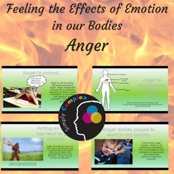 Feeling Emotions in Our Bodies; Anger; Emotional Regulation; Lesson 6