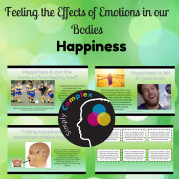 Feeling Emotions in Our Bodies; Happiness; Emotional Regulation; Lesson 7