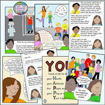 Growth mindset story