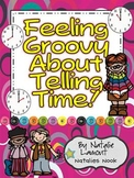 Feeling Groovy About Telling Time {Time To The Hour and Half-Hour} - 12 Centers