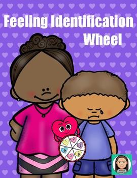 Feeling Heart Identification Wheel