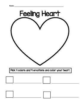 Feeling Heart - Valentine's Day
