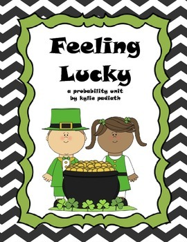 {Feeling Lucky} St. Patrick's Day Probability Unit