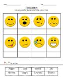 Feeling Match: Social Skills Activity